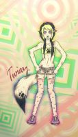 Drawing Request 12 - Twixy! by Naruneyl
