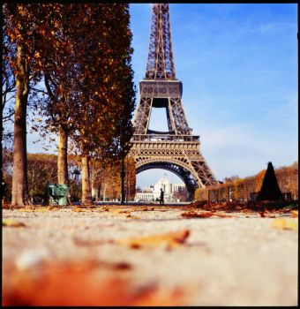 November in Paris by jfphotography