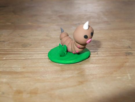 Clay Weedle by phraxdust