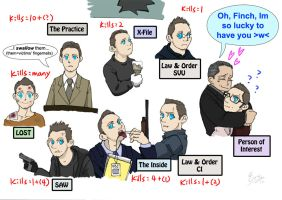 The Many Killer Roles of Michael Emerson by eabevella