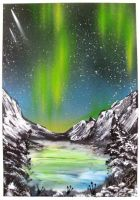 Northern Light Photopaper by RiensArtwork