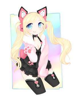 Lucky Chloe~ by Nyvokarts