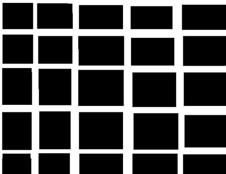 Optical Illusion - Black Dots by HolyestGrail