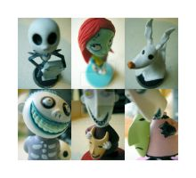The Nightmare Before Christmas by glamcookie