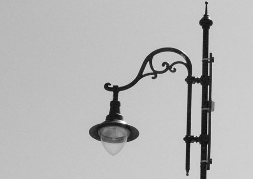 Street Lamp (Bulgaria) by Dolahol