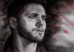 Dean Winchester by selfOblivion