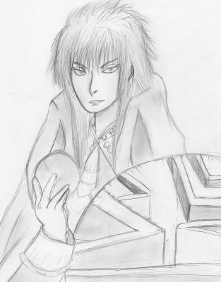 Labtryith: Jareth by kakashisgirlfighter