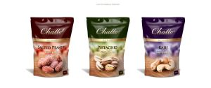 Chatto Packaging Designs by grafiket