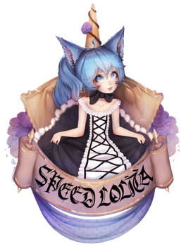 Speed Lolita by LuckyXClover