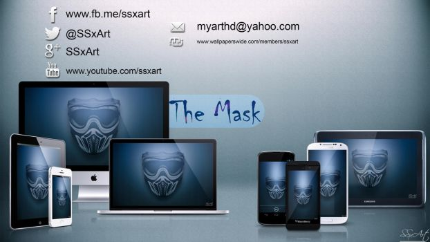 The Mask Wallpapers Pack by SSxArt