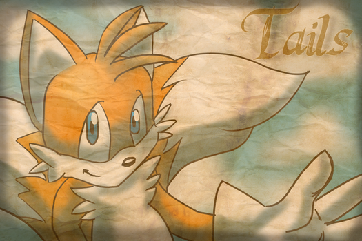 Miles ''Tails'' Prower by TheWolfPack15