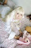 Chobits: Chi by Itchy-Hands