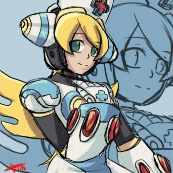 Megaman's art favourites by JapanZelda on DeviantArt