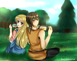 Welcome to Harvest Moon World~ by hamu2