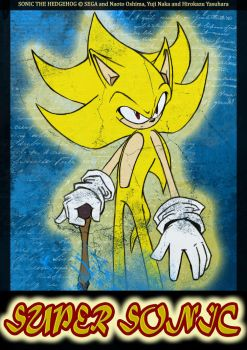 Super Sonic Unleashed by Ricochet05