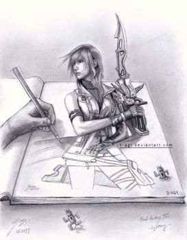 Sketchbook by B-AGT