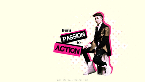 Aron wallpaper by PunnieLoveU