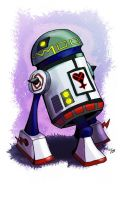 Heartless Comm 9 - R2-D2 by LynxGriffin