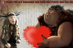HTTYD Valentine no. 12 by ch4rms