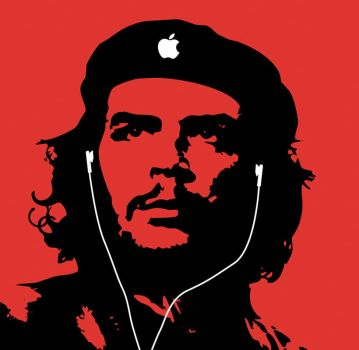 iChe or Che Guevara by juancarlozz