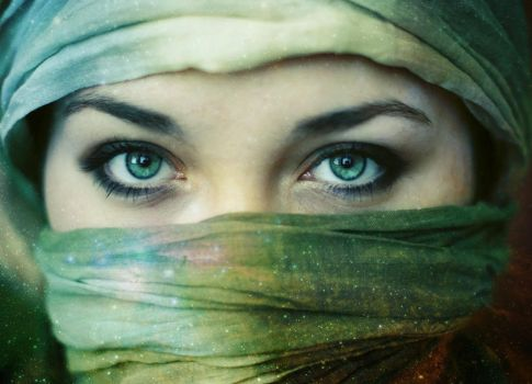 Arabic Dream by PinkaPhotography