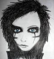 Andy Sixx by xKyoko30