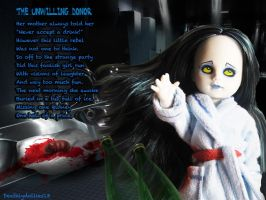 Poor unwilling donor by Deathlydollies13