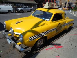 1950 Studebaker Starlight Coupe II by Brooklyn47