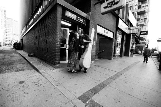 On the corner by aronbrand