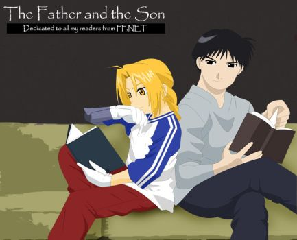 The Father and the Son by crystalmoonkiss