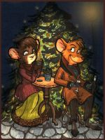 TGMD - Some Tea, Some Wine and a Tree by Yaraffinity