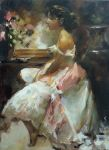 Oil painting practise 04 by torei