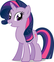 Vector - My Little Rarelight Sparkle by Drewdini