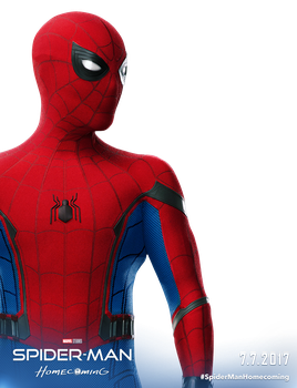 Spiderman Homecoming Filters #5 by LaxXter
