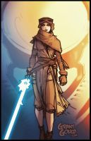 STAR WARS The Force Awakens by grantgoboom