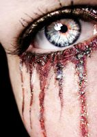 When I cry my eyes out... by Lenesan
