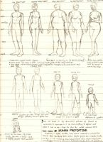 Notes on Proportions by dracaena-akira