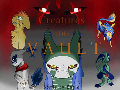 Creatures of the Vault by Aeto-Lele