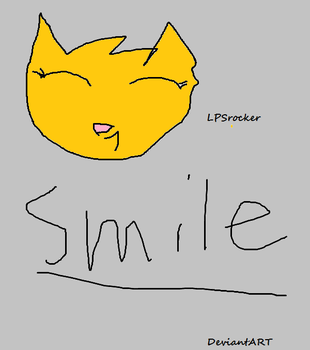 Smile! by LPSrocker