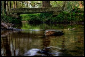 Stone Bridge by Megglles