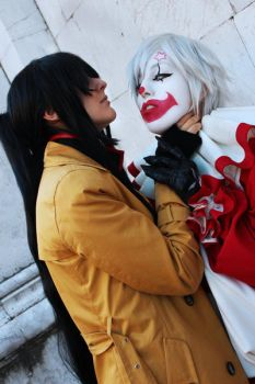 D Gray Man - Kanda and Allen by cosplay33