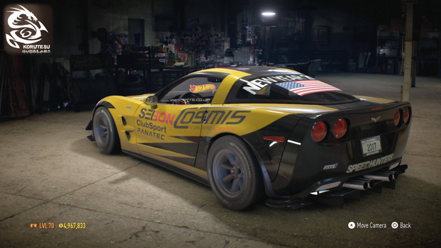 2012 Chevy Corvette LS9 (New Year #2) by SheiCarson