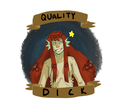 Quality Dick by andasliceofbread