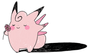 Clefable and Gengar