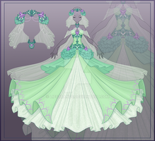 [Close]  Adoptable Outfit Auction 19 by LifStrange