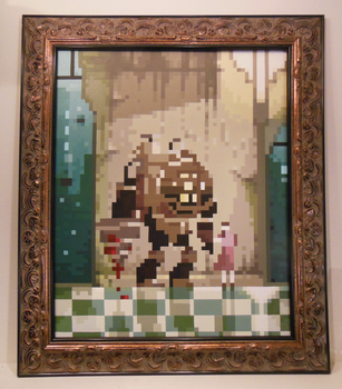 Bioshock in the Pixels by gfball84887