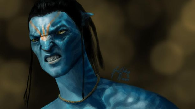 AVATAR by gavwoodhouse