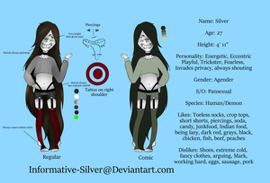 Silver Reference Sheet (2017) by Informative-Silver