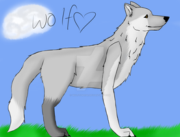 it was supposed to be a speedpaint by WolfTiger98