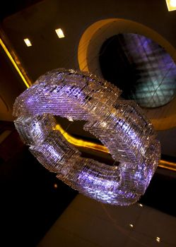 Glass Lamp by luijo